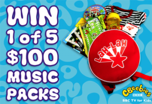 Mouths of Mums – Win 1 of 5 $100 Music Packs