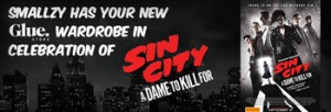 Nova FM – Win 1 of 10 brand new Glue Store wardrobes and a double to see Sin City 2
