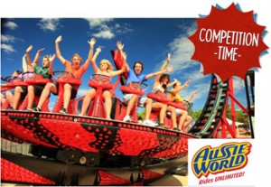 Nutworks and the Chocolate Factory – Win Family tickets to Aussie World on the Sunshine Coast or a Nutworks Gift Pack