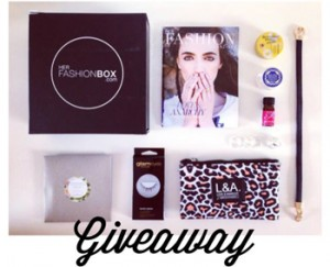 Nzuri Organics – Win 1 of 3 gorgeous fashion boxes with over $100 value of fashion accessories & beauty products in each box