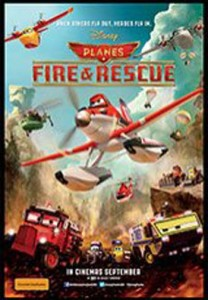 Palace Cinemas – Buy a ticket to Planes Fire & Rescue for a chance to Win a Family Trip for 4 to Disneyland