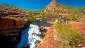Sunrise – Win a 15 Day Small Group 4WD Kimberley Adventure in Western Australia with 14 nights accommodation and 39 meals including