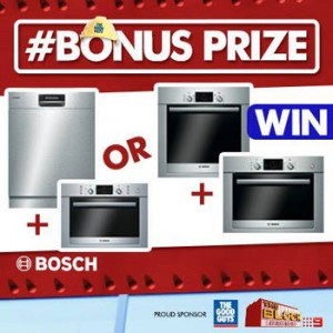 The Good Guys – Win 2 Ultimate BOSCH Cooking Bonus Prizes