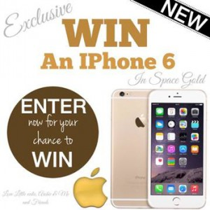 Baby Amore Boutique – Win AN iPhone 6 16gb valued at $869