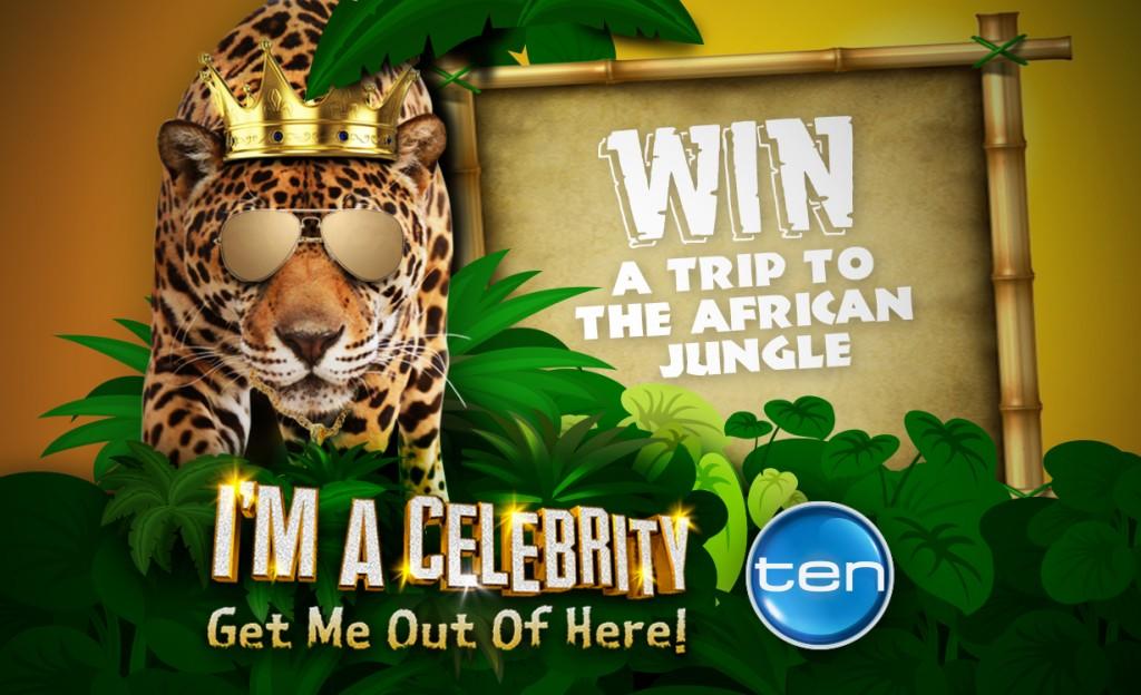 Won im a celebrity get