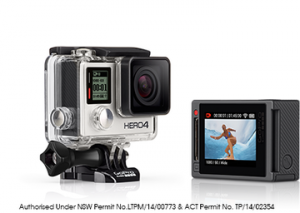 All of my Loves – Win a $549 GoPro Hero4 Silver