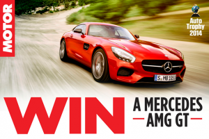 Motor Magazine – Vote for the  World's Best Car 2014 to win a Mercedes AMG GT S – AUTO TROPHY Competition