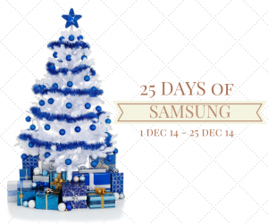 Samsung Australia – 25 Days of Christmas Competition – Win Samsung Galaxy Note 4, Samsung Tab S,  Samsung fridge and a Samsung washing machine