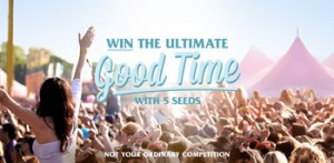 5 Seeds – Win the ultimate summer prize package valued at $1,581 including $700 Flight Center Voucher