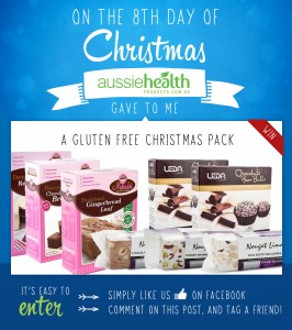 8th Day of Christmas – A Gluten Free Christmas Pack
