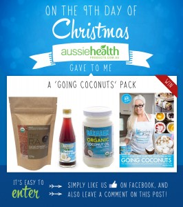 9th Day of Christmas – A 'Going Coconuts' Pack