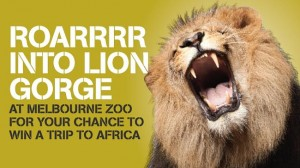 Herald Sun – Win a Family Safari Package for 4 to South Africa OR Melbourne Zoo prizes