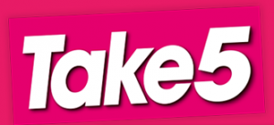 Take 5 – Issues 51, 2014 Competition – Win a Mitsubishi Mirage ES Car