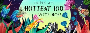 ABC – Triple J's Hottest 100 – Vote to Win Golden Ticket to every triple j presented gig in a year 2015