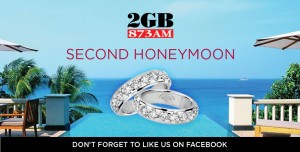 2GB – Win a 2nd Honeymoon Trip to Phuket valued at $10,000