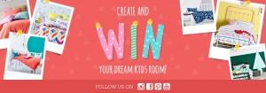 Adair – Win a $1,000 Adairs Dream Kids Room Voucher