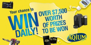 Aqium – Win Daily Over $7,500 Worth of Prizes