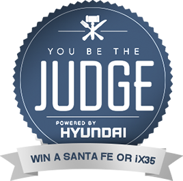 Channel 7 – My Kitchen Rules – Win a Hyundai Santa FE or iX35 Car with You Be The Judge Competition
