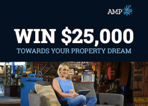 Channel Nine – Win $25,000 with AMP The Block 2015 competition