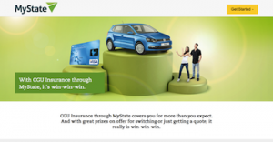 The Rock – MyState – CGU Insurance – Win a Volkswagen Polo Car or $100 Visa gift card