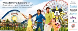 Virgin Australia – Win a 8-night family trip for 2 adults and 2 children to Southern California valued at $10,000