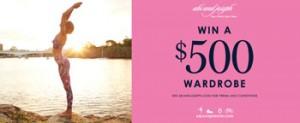 Abi and Joseph – Win an abi and joseph wardrobe valued at $500