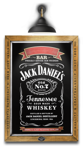 BWS – Win a personalised Jack Daniel's branded bar sign valued at $499