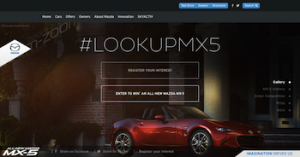 Mazda – Win an All-New Mazda MX-5, 1.5L Roadster GT Car and the Ultimate Driver's Getaway in Queensland
