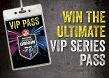 Wild Turkey – IGA Liquor, Cellarbrations or The Bottle-O – Win the ultimate State of Origin VIP Series Pass