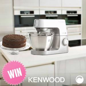 Appliances Online Australia – Write a poem to Win a Kenwood mixer