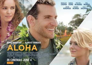 Arena TV – Win a trip to Hawaii to celebrate the release of Aloha or movie tickets