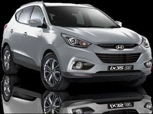 Hyundai – Win 1 of 5 Hyundai ix35 SE Cars (number plate match & win)