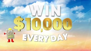 Today – Block of Cash Giveaway Competition (starts 25th May 2015 closes 25th June 2015)
