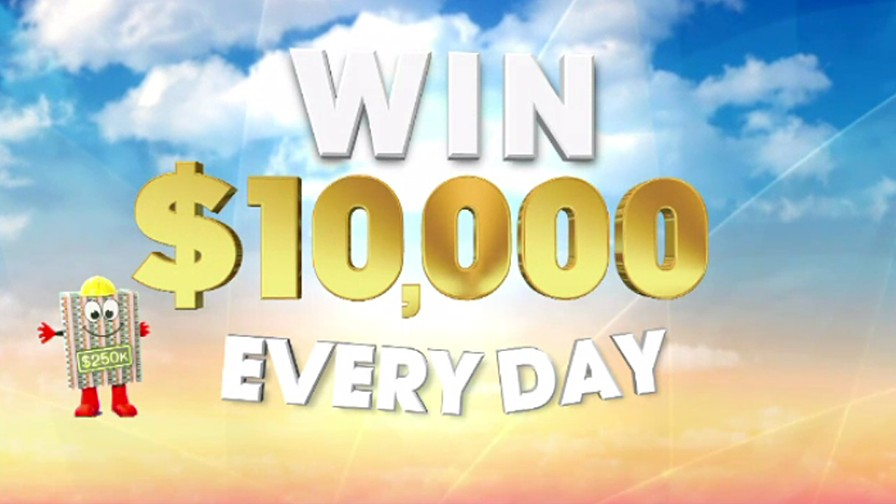 today cash giveaway register