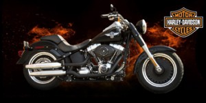 Tenplay/Channel 10/Network Ten – Win a Harley-Davidson® Fat Boy® Lo valued at RRP $28,750