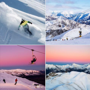 Air New Zealand – Win 1 of 2 epic South Island snow experiences for 2 valued at up to $5,000