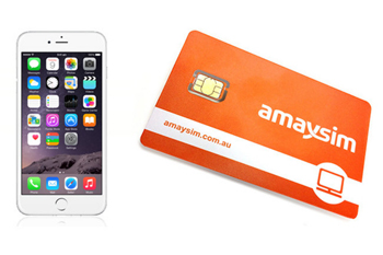 Boday and Soul – Win an iPhone 6 and 3 months access to amaysim Unlimited 5GB mobile plan