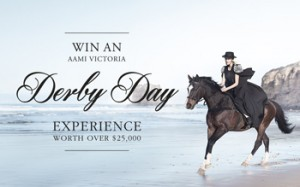 AAMI – Win an extravagant Derby Day Experience for 4 in Melbourne valued at $26,000