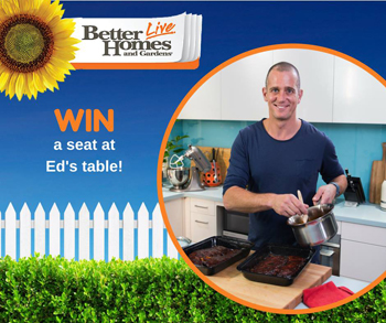 Better Homes And Gardens Win 1 Of 2 Spots At Eds Table Liv Australian Competitions
