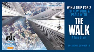 Channel Ten – The Project – Win a trip to New York and Paris for The Walk with Sony Pictures