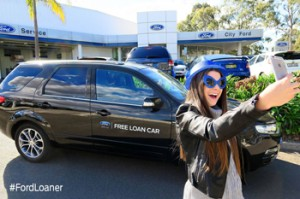 Ford Australia – Win a Ford Kuga Titanium to drive for a year valued at $32,120
