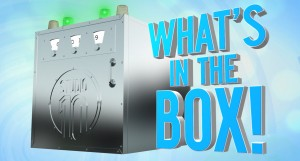 Channel Ten – Win all prizes in What's In The Box (Lipault Paris Luggage, Nutri Bullet Juicer, Victa Garden pack)