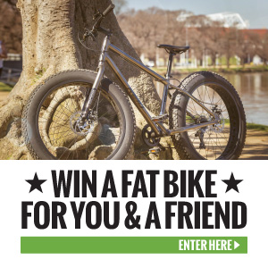 Reid Cycles – Win a Fat Bike for You AND a Friend