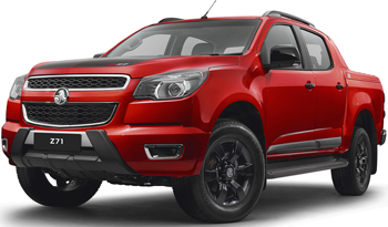 ... Competition – Vote to Win Holden Colorado Z71 valued over $60,000