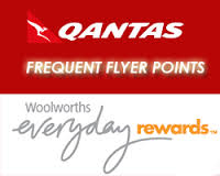 Woolworths Everyday Rewards Golden Ticket – Linked Everyday Rewards & Qantas Frequent Flyer to Win 1 of 4 prizes of maximum notional value at AU$2,000