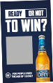 Carlton Dry Specially Marked – Win a trip to an Australian or international location plus Music Festival tickets