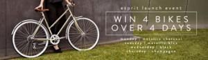 Reid Cycles – Win 1 of 4 New Esprit sports vintage bikes