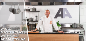 ANOLON – Win a trip and accommodation for 4 to cooking Master Class with Adam DSylva in Melbourne valued at up to $9,950