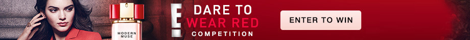 Estee Lauder Dare to Wear Red – Win a trip to Los Angeles, USA or 1 of 20 Modern Muse Le Rouge Gift packs