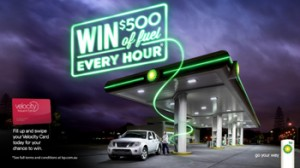 BP Australia – Velocity Frequent Flyers – Win 1 of 672 BP gift cards of Free Fuel valued at $500 each
